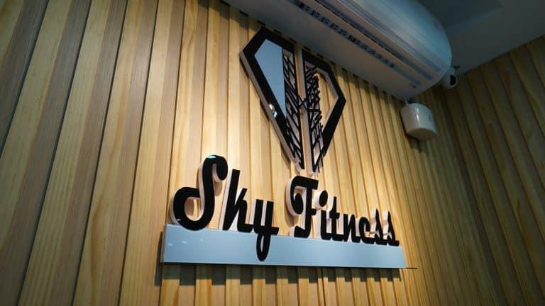 室內設計案例分享【Sky Fitness 健身房】