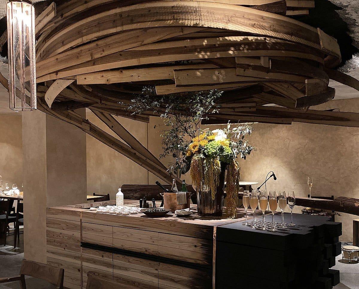 [2020台北室內設計獲獎作品] Ember Restaurant 與其設計理念