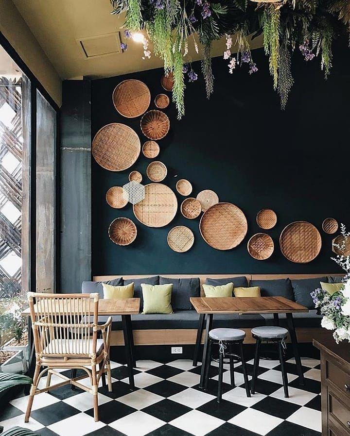 12種牆壁裝飾物件:壁籃