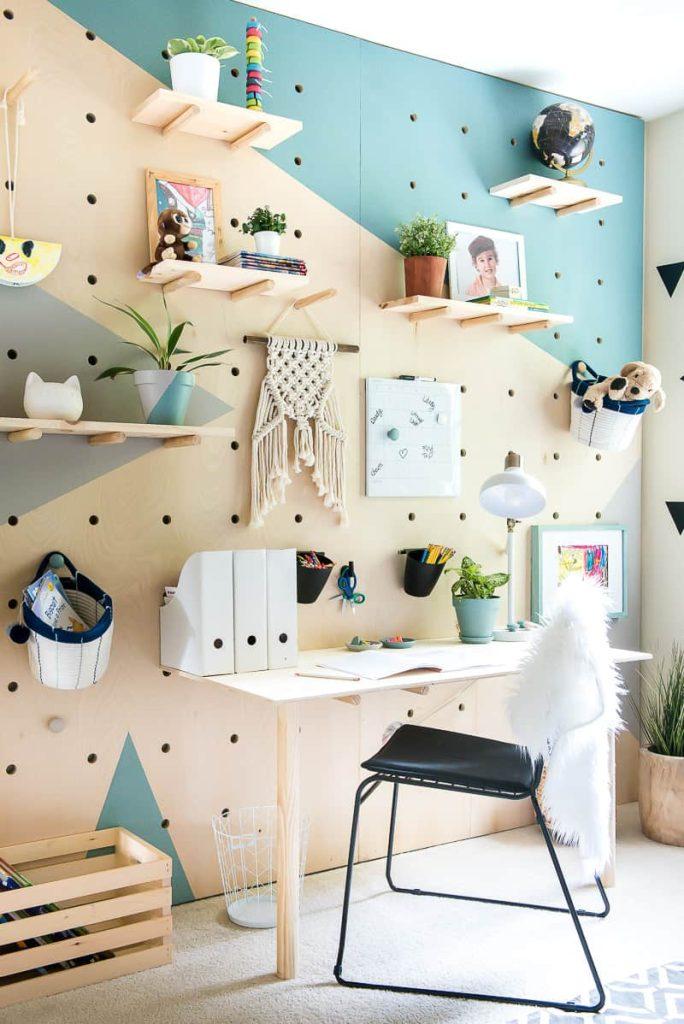 12種牆面裝飾物件:壁板
