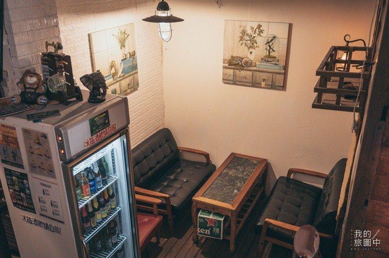 台北室內設計案例-串稻沙發