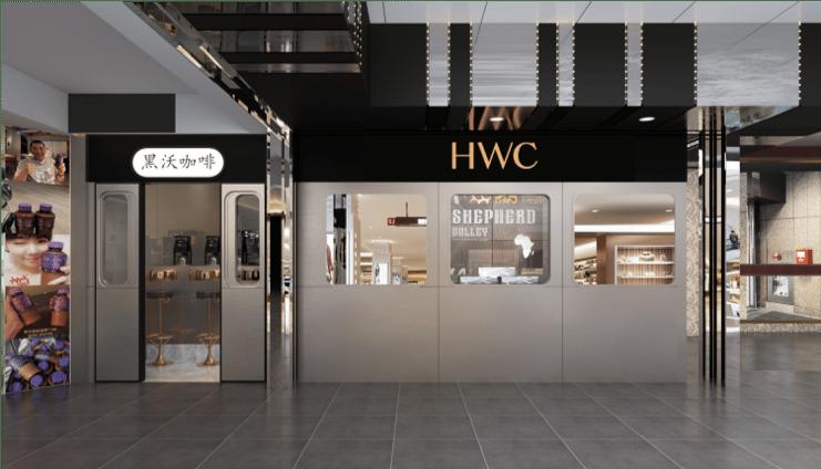 【台北室內設計案例分享】黑沃咖啡|台北車站「室內快速列車」2大特點,打造獨特店面