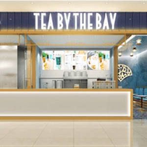 商空室內設計tea by the bay設計理念