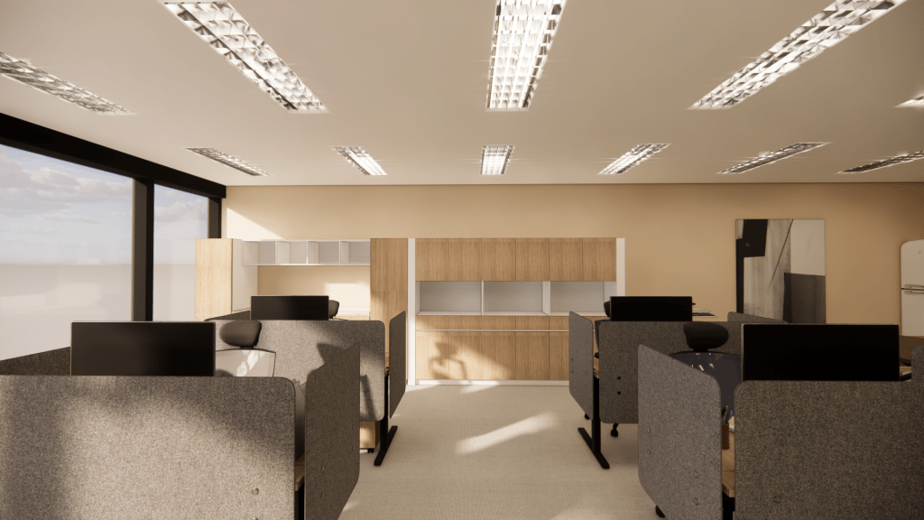 台北辦公室室內裝潢