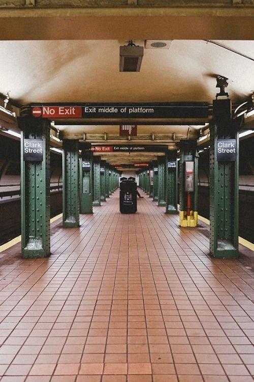 美國地鐵站示意圖