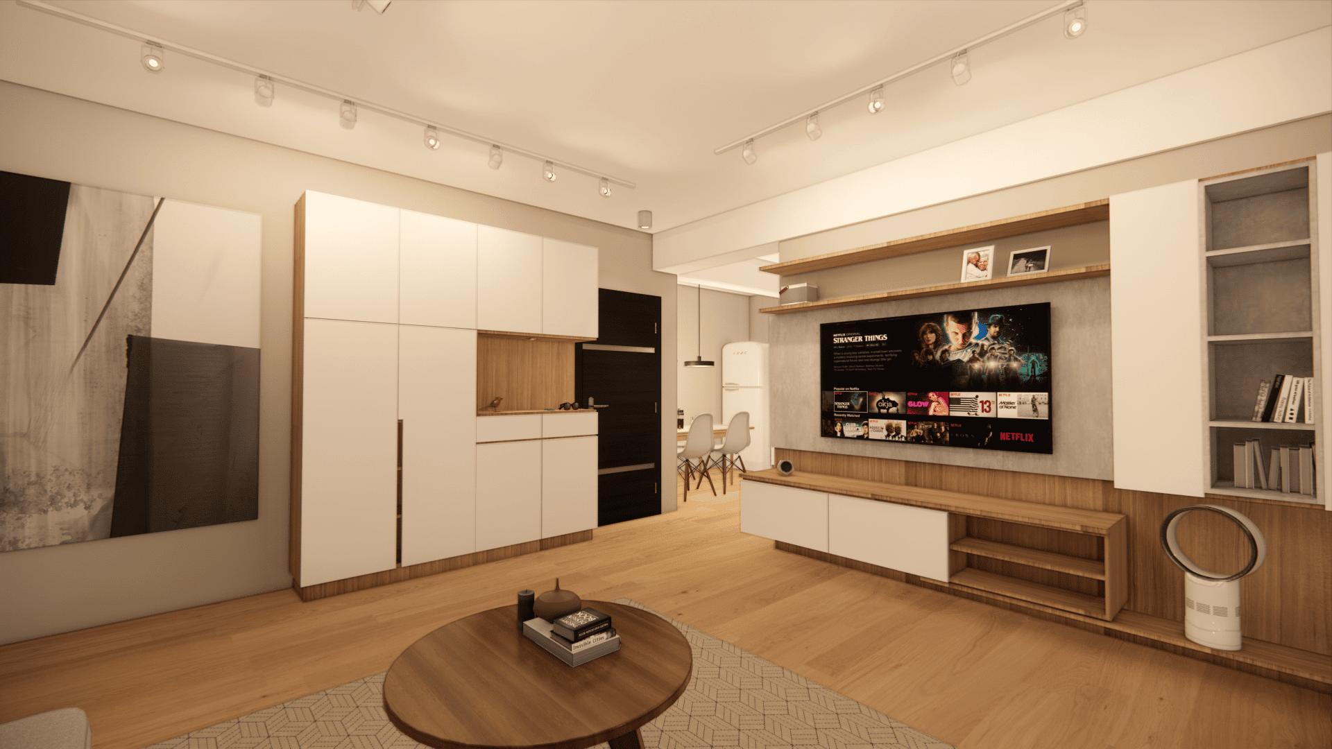 【日式簡約居家裝潢】老屋翻新享受高品質夫妻生活
