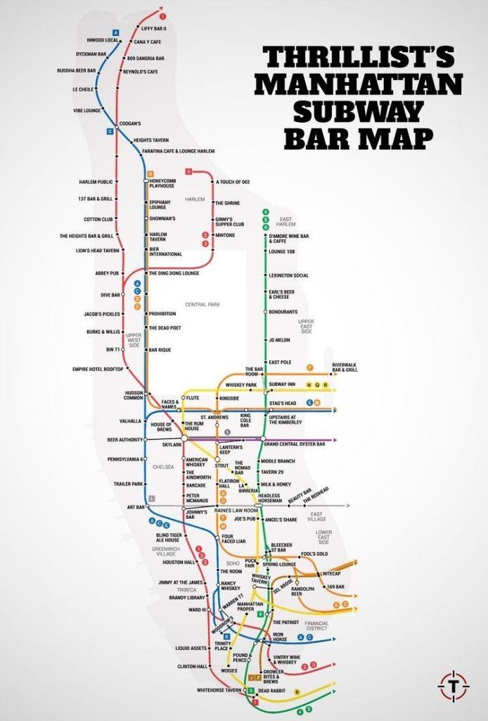 美國地鐵設計圖當成室內設計的一個靈感
